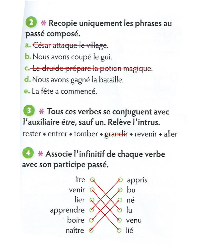 Correction Mardi 19 Mai Ecole Elementaire Pierre Vienot