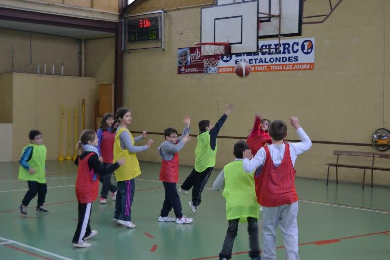 Rencontre usep basket