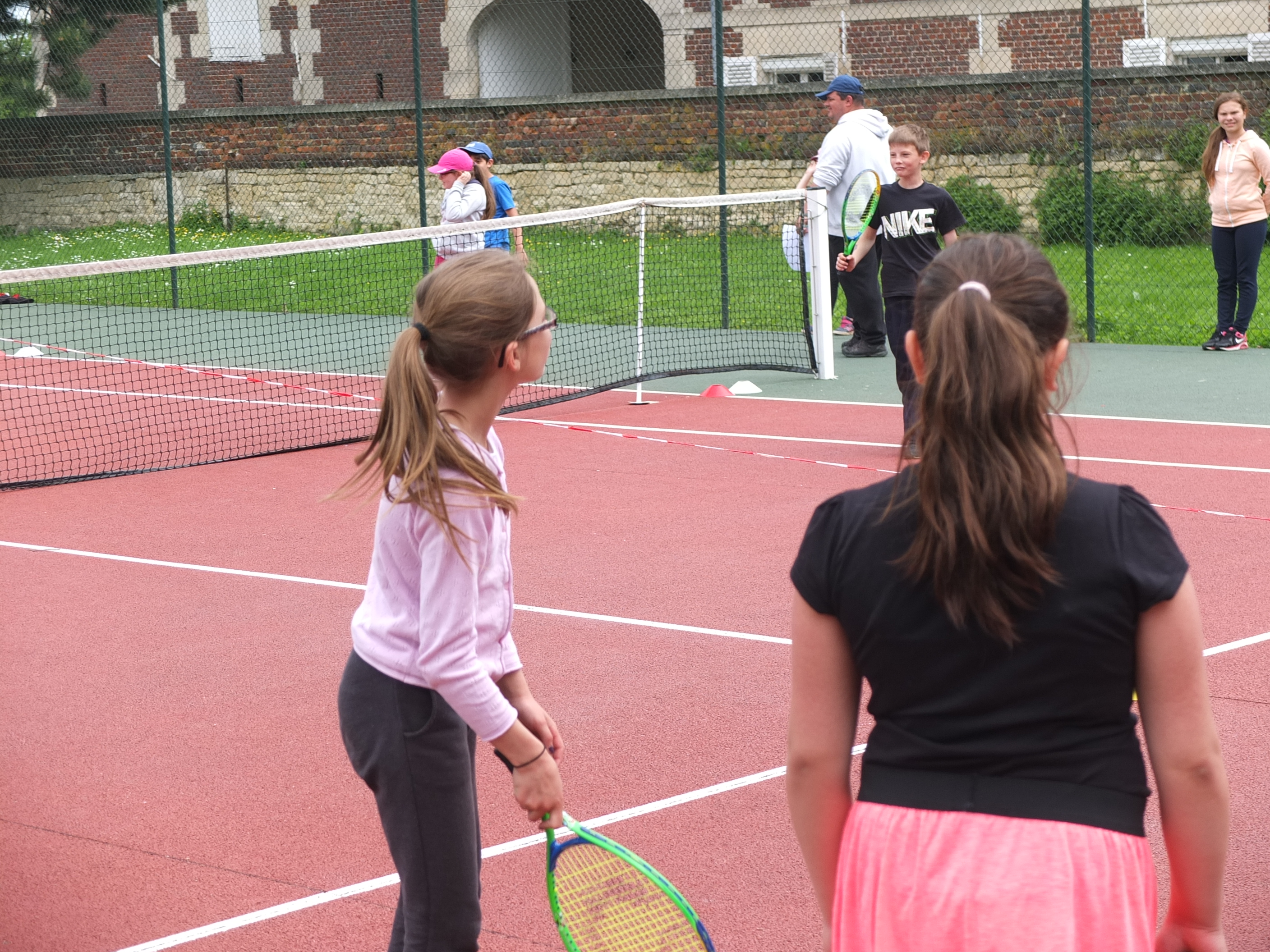 Rencontre tennis