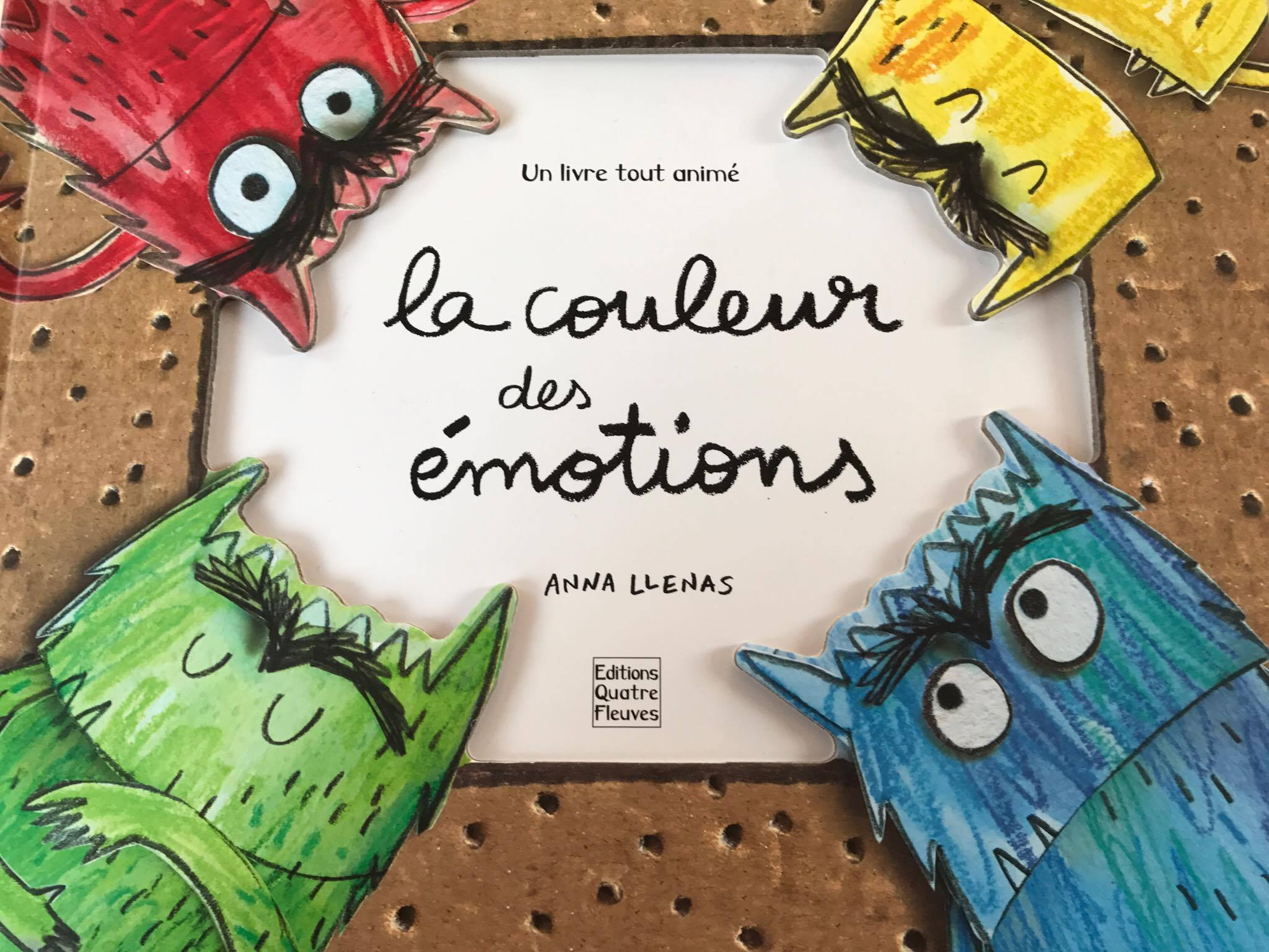 La Couleur Des émotions Blog Des écoles D Effry De Wimy