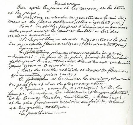 Cours De Vendredi 1er Février Rimbaud Poésie Et Hermétisme Les