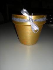 Decore Enfant Pot Jacinthe Noel