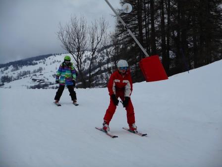 poésie ski cycle 2